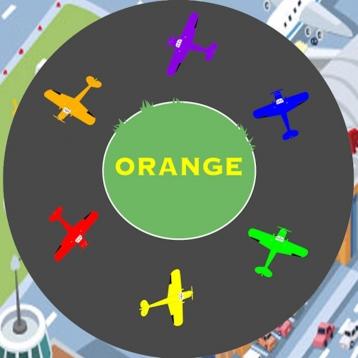 Airplane Color Fun