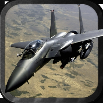Airplane Dogfight - Jet Sky Fighter Combat Free