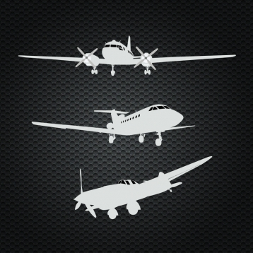 Airplanes 3D