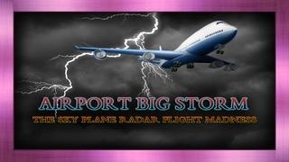 Airport Big Storm : The Sky Plane Radar flight Madness - Gold Edition