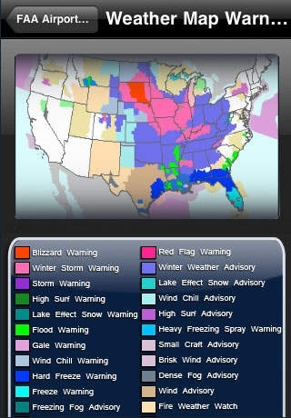 Airport Delays - Air Traffic Control Information