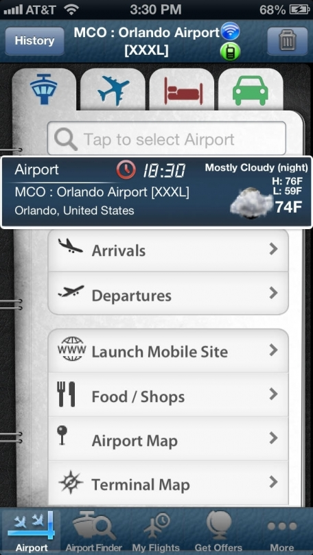 Airport Pro (All Airports): Flight Tracker + Packing List