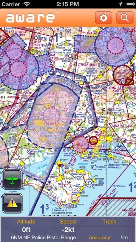 Airspace Aware
