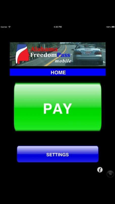 Alabama Freedom Pass Mobile