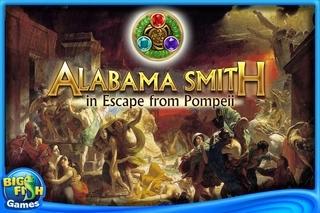 Alabama Smith - Escape From Pompeii