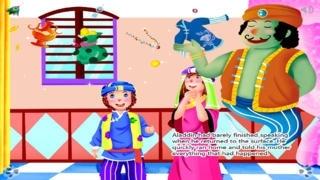 Aladdin - bedtime fairy tale Interactive Book iBigToy