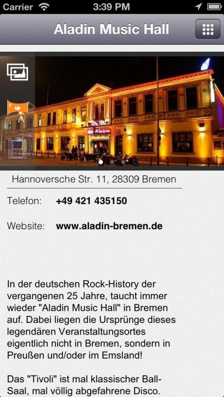 Aladin Music Hall