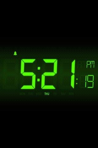 Alarm Clock & Flashlight FREE