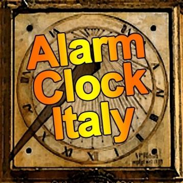 Alarm Clock Italy