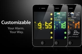 Alarm Clock Rebel - Weather, iPod Music, News, Calendar, World Clocks, Sleep Sound