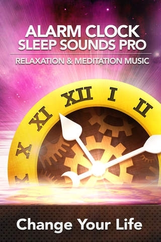 Alarm Clock Sleep Sounds Pro: Relaxation & Meditation Music