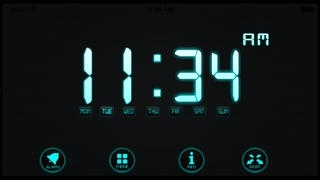 Alarm DJ + With Music Clock - No Headphones Wake Up With Digital Snooze