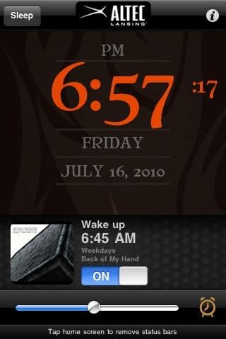 Alarm Rock