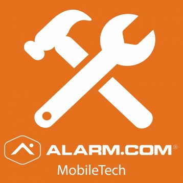 Alarm.com MobileTech Tool for Installers