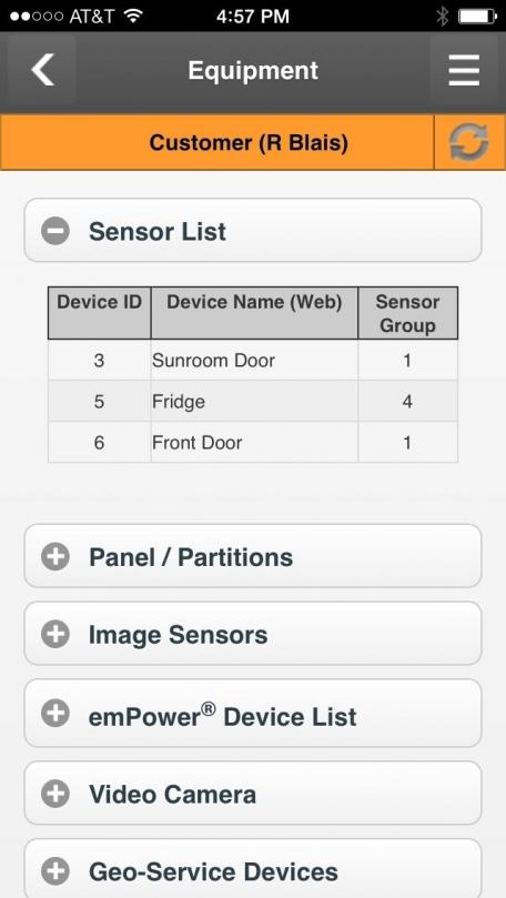Alarm.com MobileTech Tool for Installers