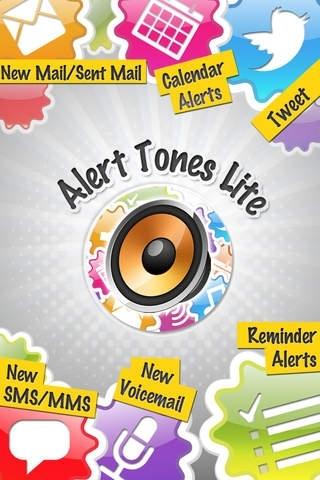 Alert Tones Lite - Customize your text, email, tweet, calendar, reminder, and more