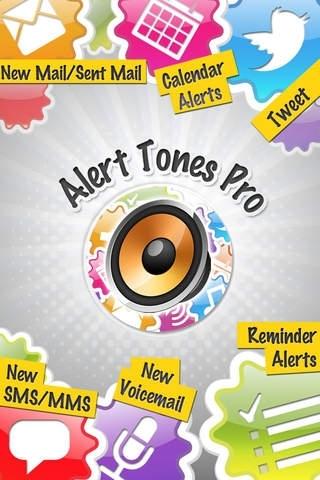 Alert Tones Pro - Customize your text, email, tweet, calendar, reminder, and more