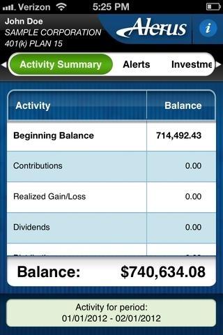 Alerus Retirement Solutions