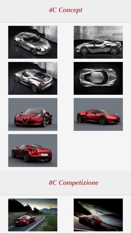Alfa Romeo Collection