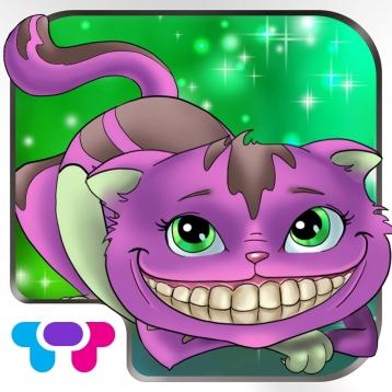 Alice in Wonderland - An Interactive Children\'s Story Book HD