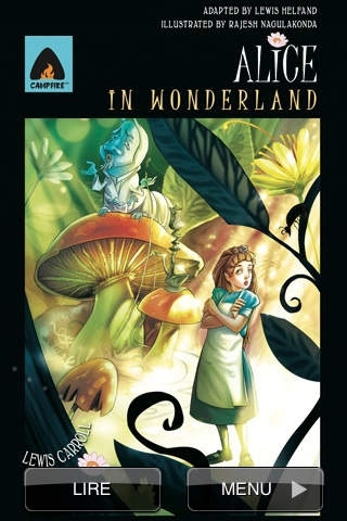Alice in Wonderland - the Graphic Novel