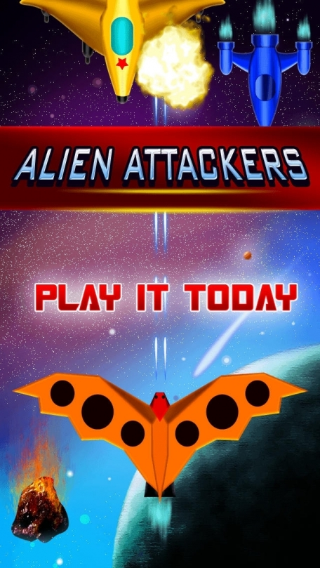 Alien Attackers