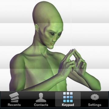 Alien Dialer