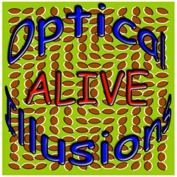 Alive Optical Illusions