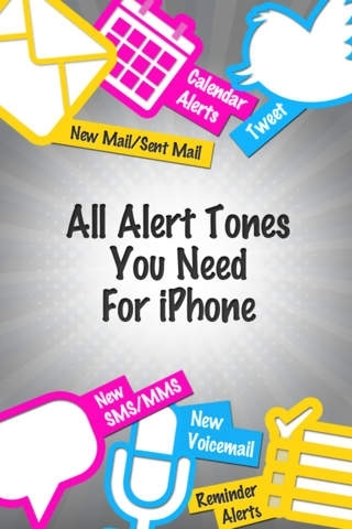 All Alert Tones You Need for iPhone