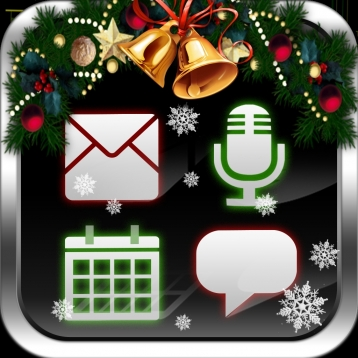 All Christmas Alert Tones for iPhone