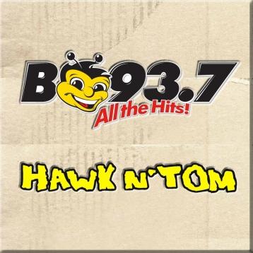 All The Hits B93.7 WFBC-FM