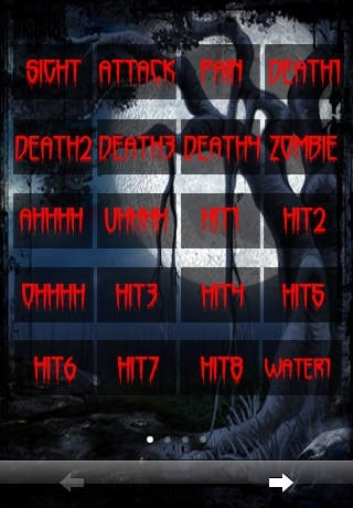 All Zombie Sounds