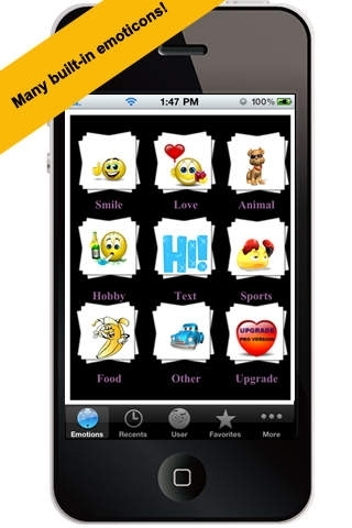 All-In-1 3D Emoticons Professional Free