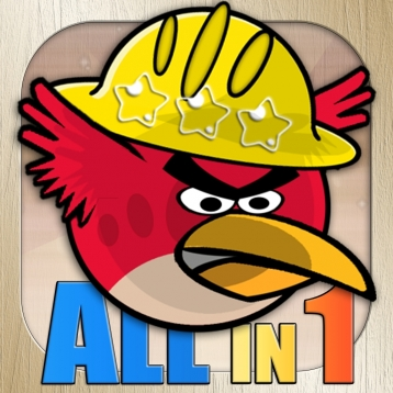 All-In-1 Walkthrough for Angry Birds