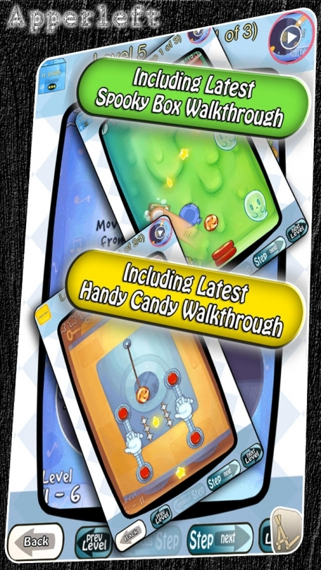 All-in-1 Walkthrough for Cut the Rope