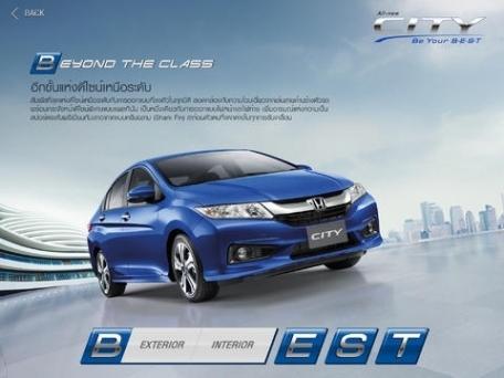 All-new Honda City