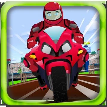All-Star Motor Bike Arena Stunt Race Challenge