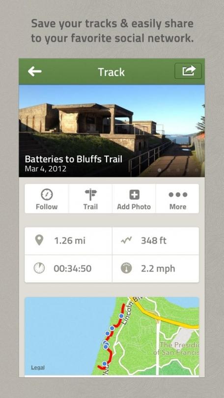 AllTrails Hiking & Mountain Biking Trails, GPS Tracker, & Offline Topo Maps