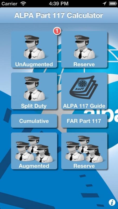 ALPA Part 117 Calculator & Guide