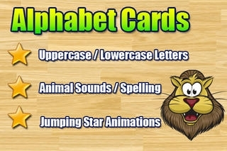 Alpha Series - Alphabet Cards