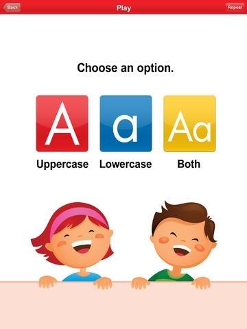 Alphabet Flash Cards Lets Leap Ahead