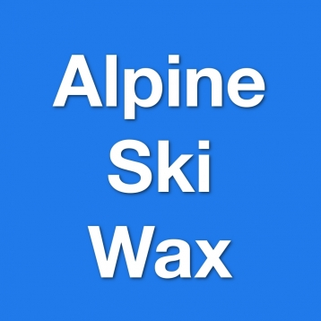 Alpine Ski Wax