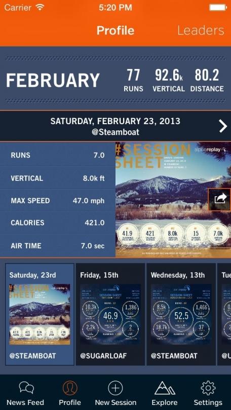 AlpineReplay Ski & Snowboard