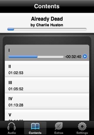 Already Dead (by Charlie Huston) (UNABRIDGED AUDIOBOOK) : Blackstone Audio Apps : Folium Edition