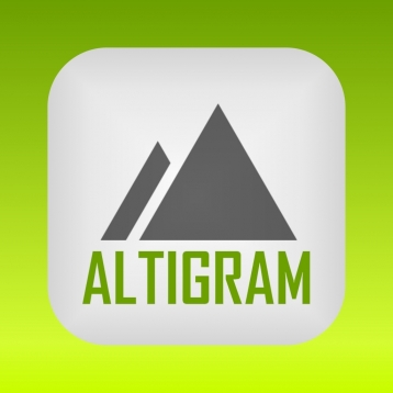 AltiGram - Altimeter with a Photo