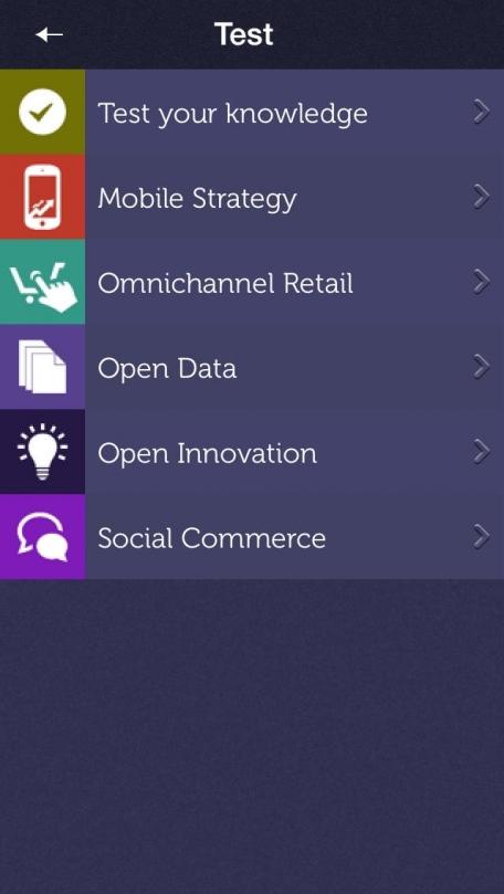 Amaté™ - Interactive, social management books for professional development