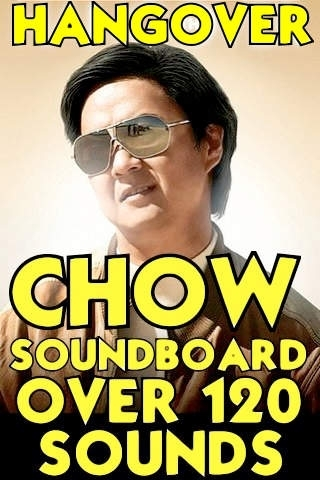 Amazing Chow And Hangover Soundboard 120+ sounds