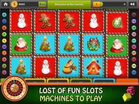 casino simulation game