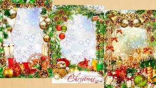 Amazing Christmas Frame - FREE