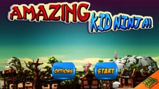 Amazing Kid Ninja's Awsome Adventures